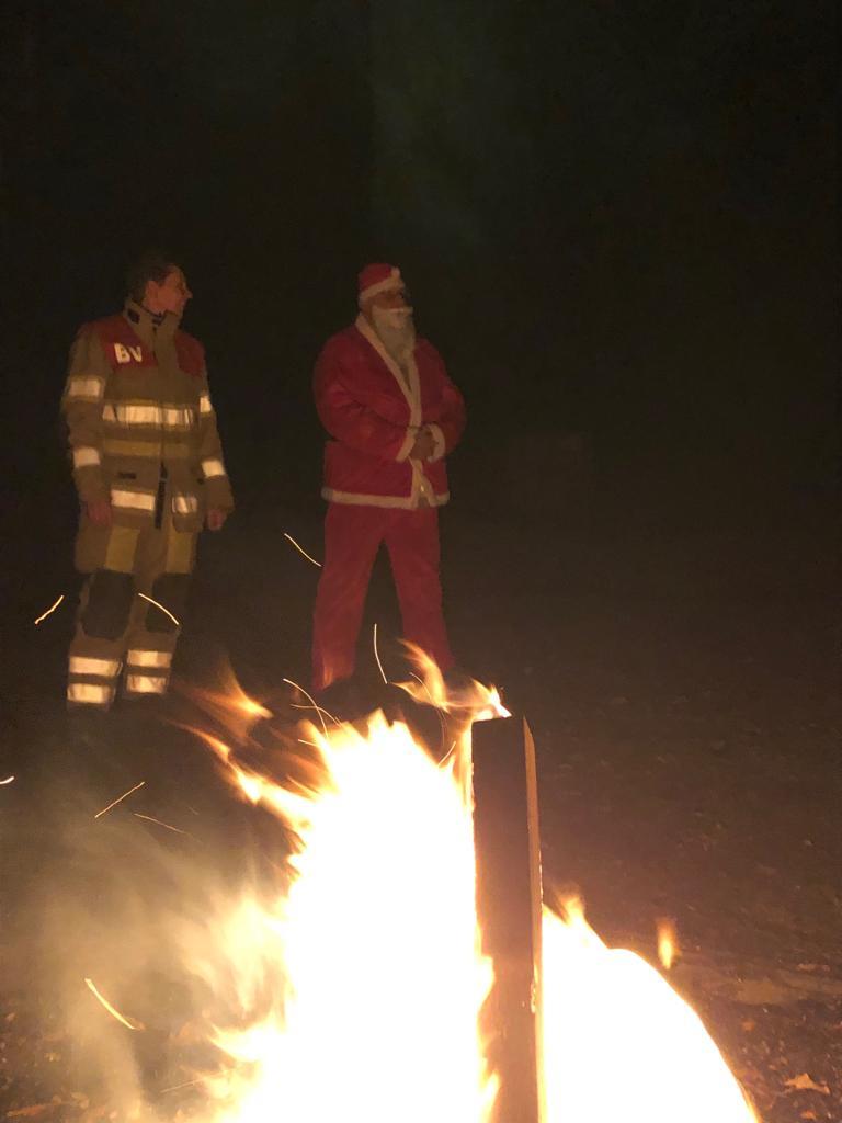 Brandweer Soesterberg wenst u prettige feestdagen en een gelukkig nieuwjaar!