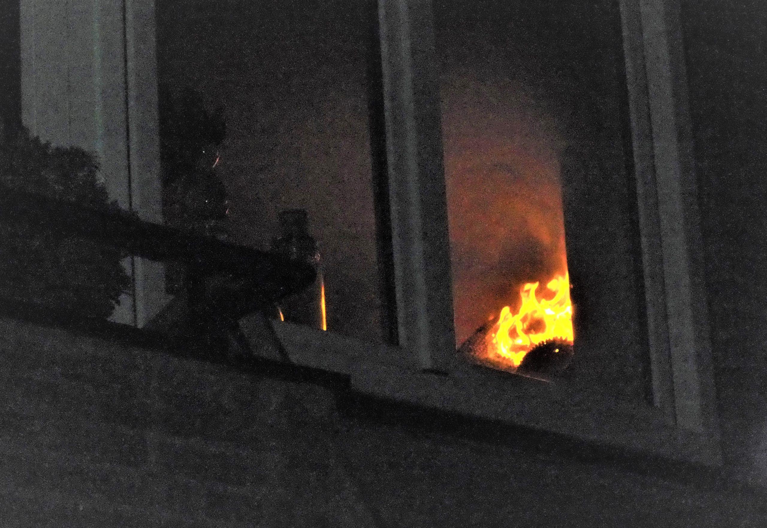 Olie op het vuur: keukenbrand