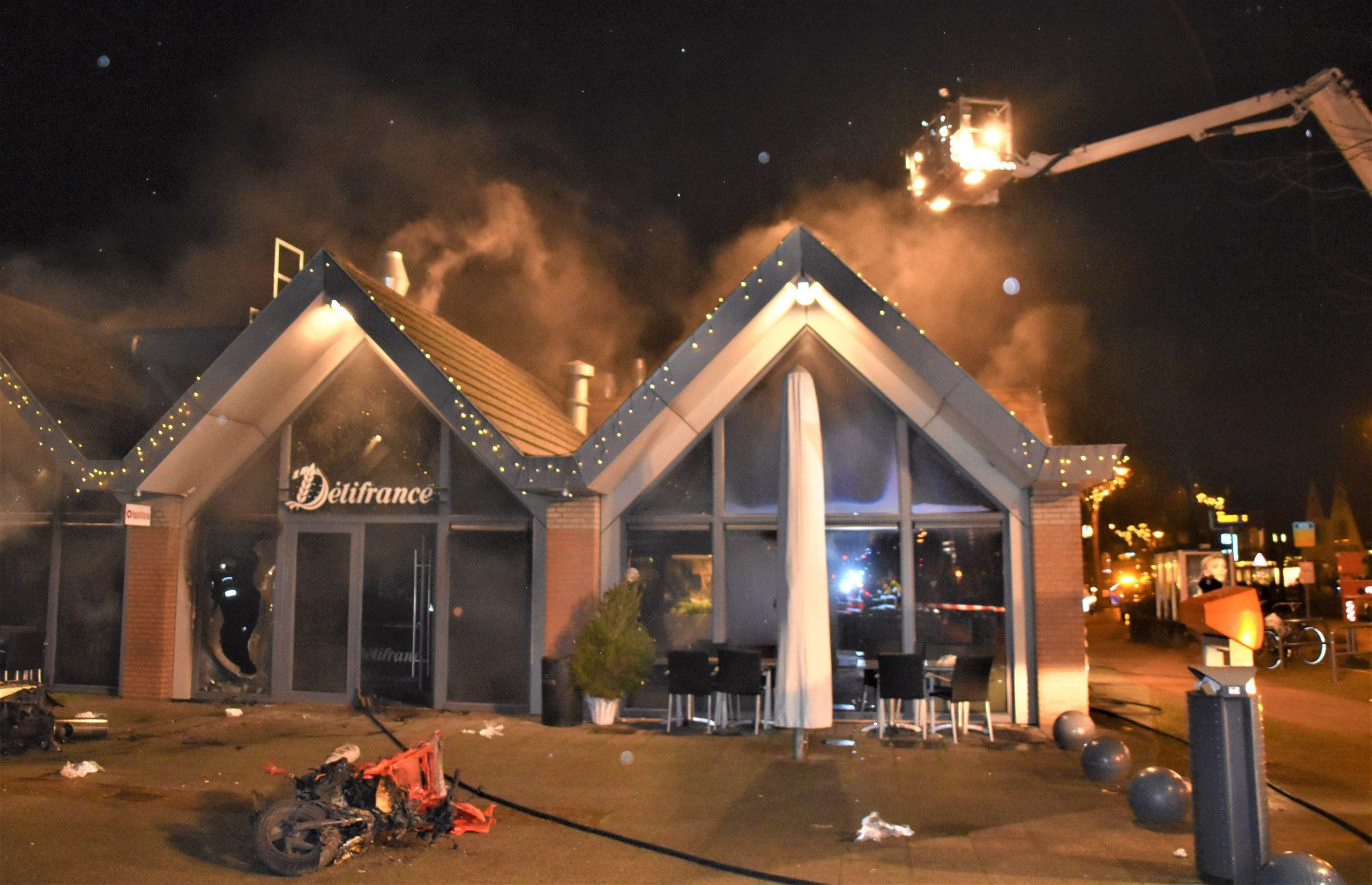 Onderzoek naar oorzaak binnenbrand Délifrance