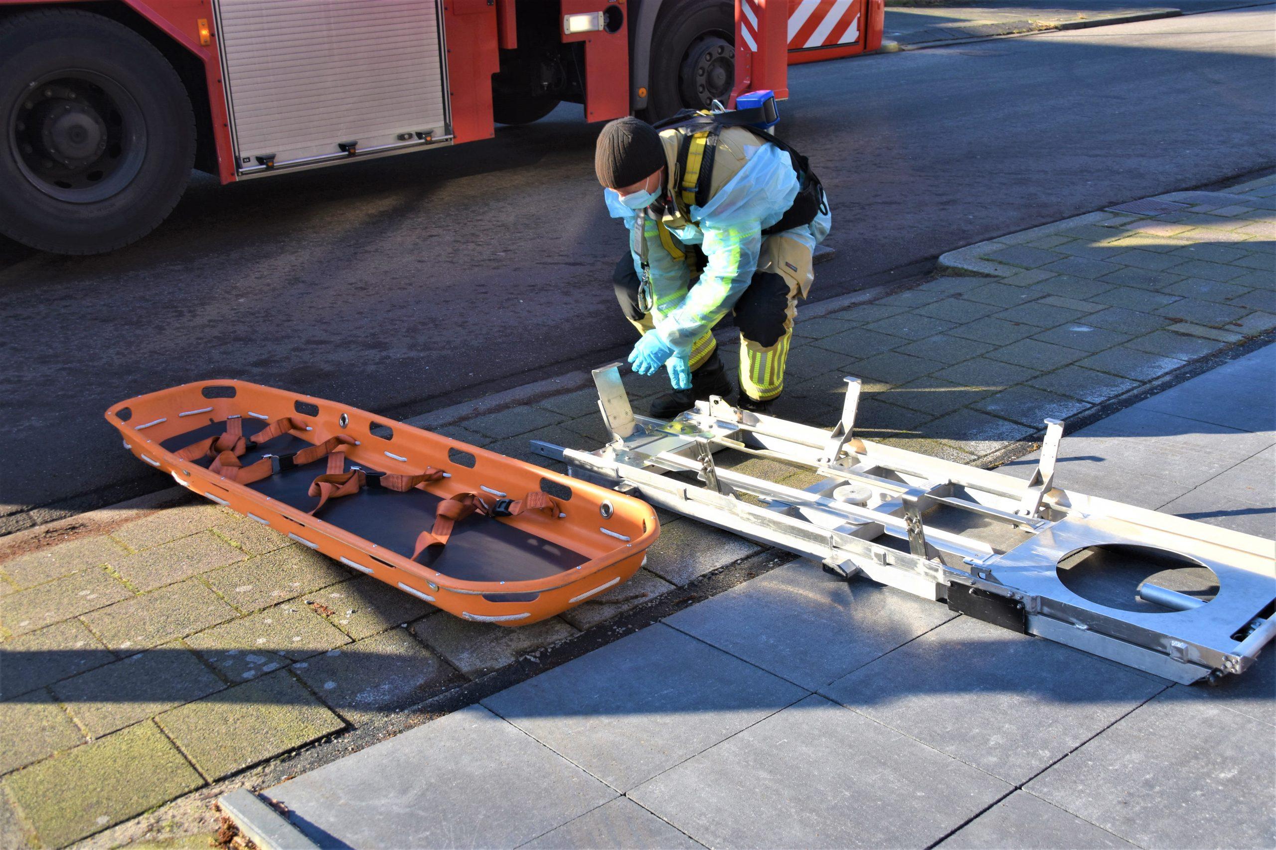 Speciale procedure brandweer in Coronatijd