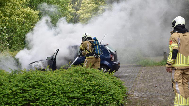 Autobrand door technisch defect