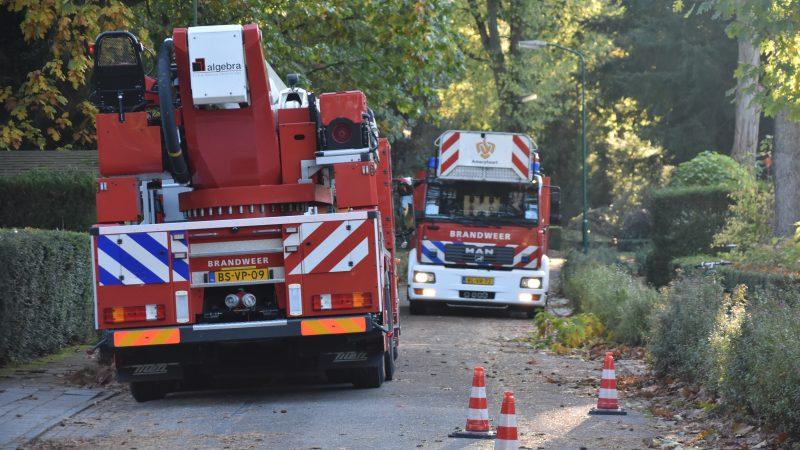 Defect aan hoogwerker speelt brandweer parten